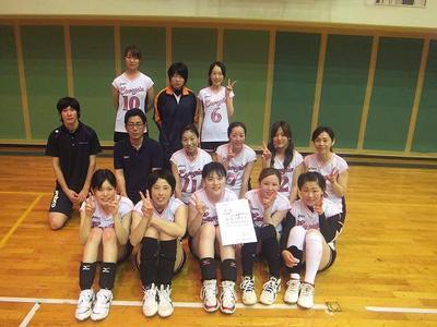 女子バレー全社大会③.JPG