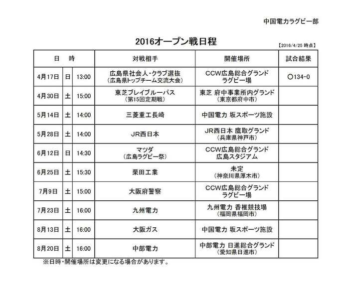 (4月25日時点)2016オープン戦日程.jpg