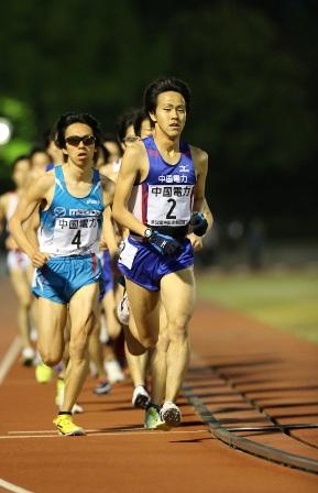 2013中実5000m:田子.jpg
